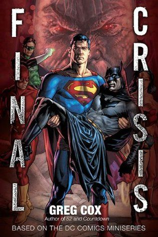 BOX 18 . DC. COMICS , FINAL CRISIS  ,THIS COMIC IS FOR DISPLAY