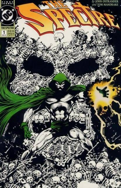 BOX 20 . DC. COMICS , THE SPECTRE ,THIS COMIC IS FOR DISPLAY