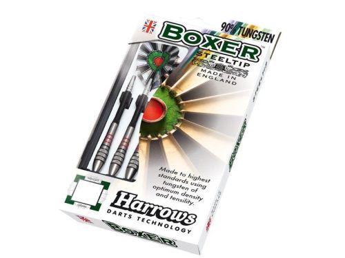 HARROWS BOXERS  - Tungsten Darts 24 grms   Steel Tip
