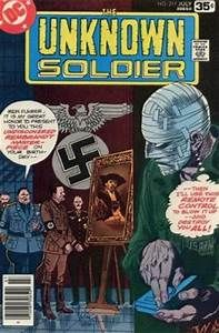 BOX 29 DC COMICS , THE UNKNOWN SOLDIER ,THIS COMIC IS FOR DISPLAY