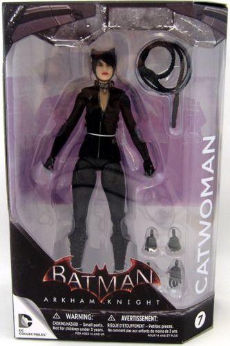 Batman Arkham Knight catwoman Action Figure DC Comics Collectibles