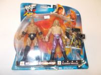 WWF SUNDAY NIGHT HEAT   SERIES 3   WRESTLING THE ROCK & TRIPLE H