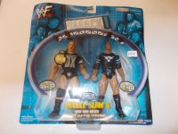WWF Smackdown! Double Slam 5: Iron Man Match - Triple H and The Rock
