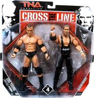 TNA Wrestling Cross the Line - Eric Young and Kevin Nash