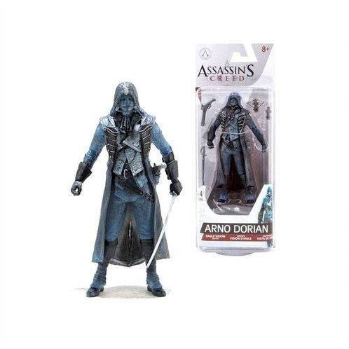 Assassin S Creed Series 4 Arno Dorian Eagle Vision Outfit