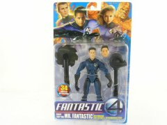 MR.FANTASTIC  , ( SHAPE SHIFTING )