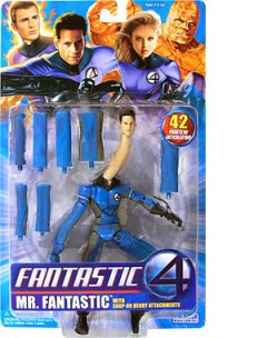 MR.FANTASTIC  , ( BENDY )