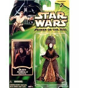 QUEEN AMIDALA  royal decoy