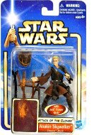 ANAKIN SKYWALKER  . TATOOINE ATTACK
