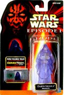 DARTH SIDIOUS  ( HOLOGRAPH )