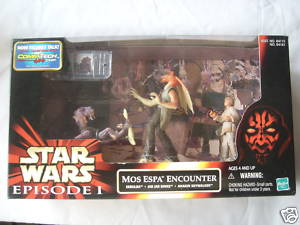 MOS ESPA ENCOUNTER  ( BOX SET )