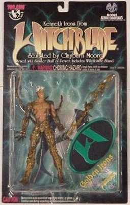 WITCHBLADE / KENNETH IRONS