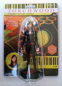 GWEN  /  TORCHWOOD SERIES 1 FIGURE