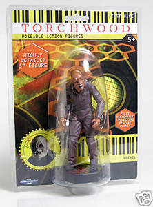 WEEVIL  /  TORCHWOOD SERIES 1 FIGURE