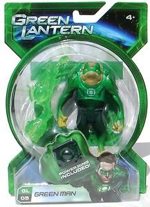 MATTEL / GREEN LANTERN / GREEN MAN (05)