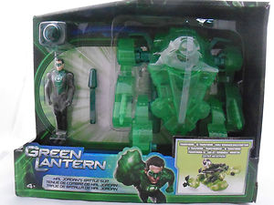 MATTEL / GREEN LANTERN / HAL JORDAN IN BATTLE SUIT