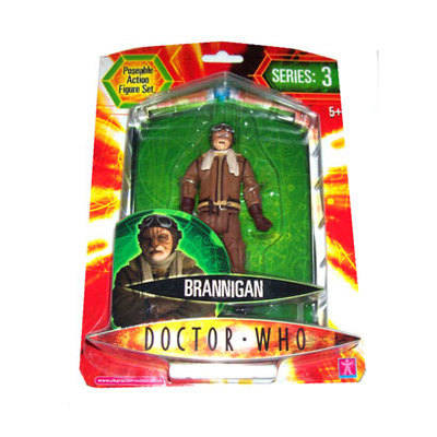 DOCTOR WHO /   BRANNINGAN