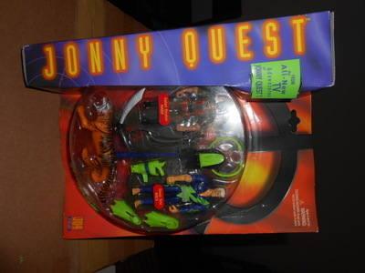 JONNY QUEST / SAFARI STRYKER & DEEP SEA RACE , JQ4