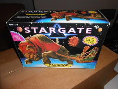 STAR GATE , MASTADGE BEAST FROM BURDEN