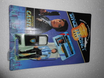 SPACE PRECINCT , OFFICER CASTLE