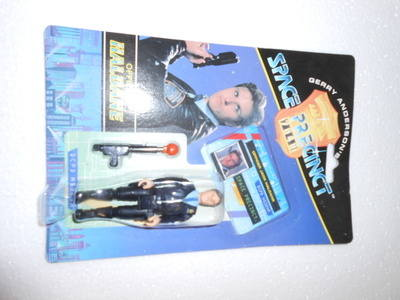 SPACE PRECINCT , OFFICER HALDANE
