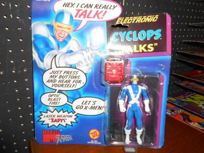 TOY BIZ X-MEN  , CYCLOPS TALKS (35)