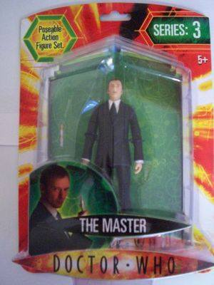 doctor who / series 3 / the master