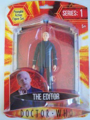 doctor who / series 1 , the editor