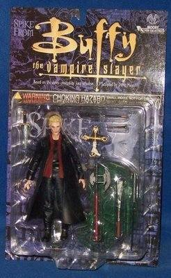 BUFFY THE VAMPIRE SLAYER , SPIKE