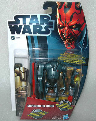 Star Wars Movie Heroes Collectable Articulated Action Figure  super battle