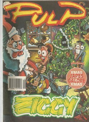 BRITISH COMICS  PULP not for children  issue 17 ,  (box-1)