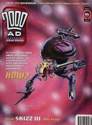 2000ad comic number prog 912