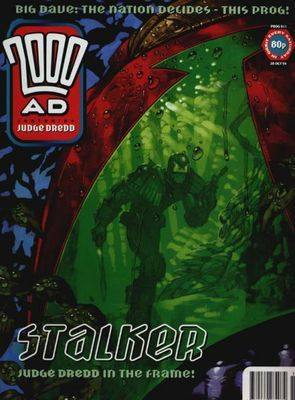 2000ad comic number prog 911
