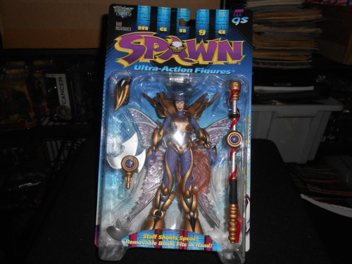 McFALANE TOYS / manga spawn  / SERIES 9 / THE GODDESS