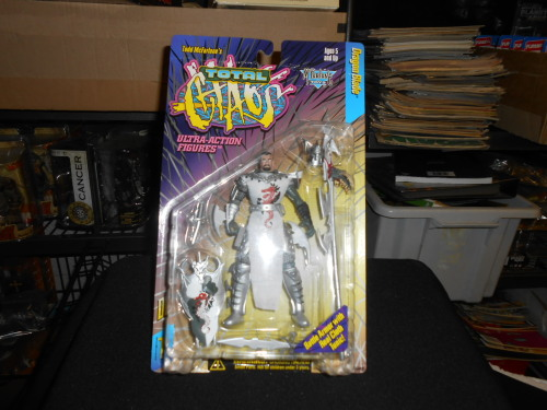 McFALANE TOYS / TOTAL CHAOS  / SERIES 1 /  DRAGON BLADE