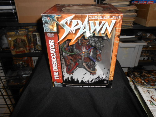 McFALANE TOYS / CURSE OF THE SPAWN  / THE DESICCATOR