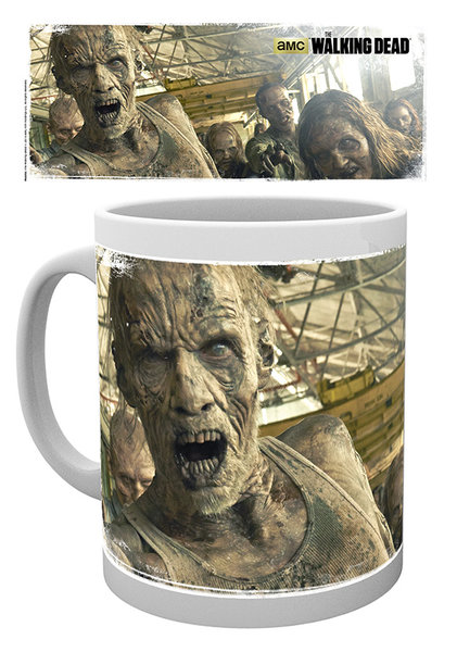 printed Officially Licensed Collector mug / walking dead (1)