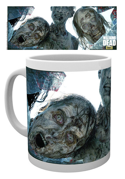 printed Officially Licensed Collector mug / walking dead (2)