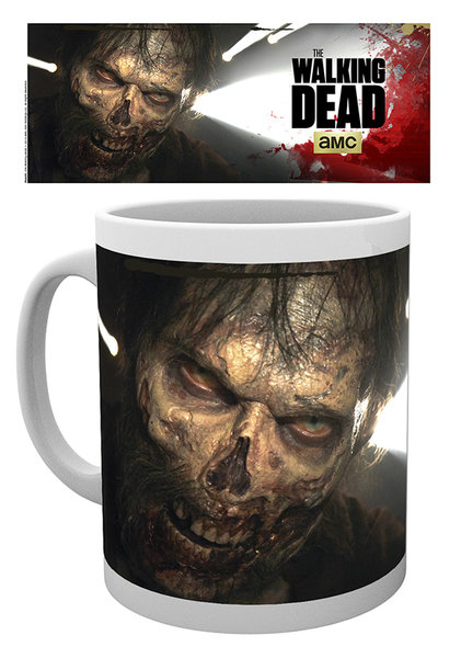 printed Officially Licensed Collector mug / walking dead (3)