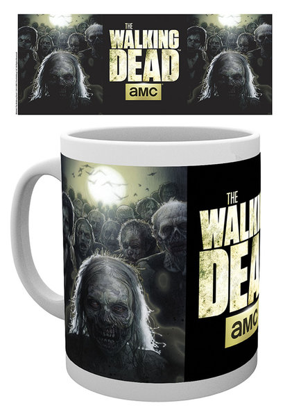 printed Officially Licensed Collector mug / walking dead (7)
