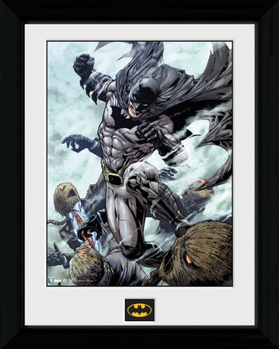 Framed Photographic > Batman Scarecrow 30x40