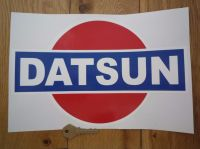Datsun Rising Sun Colour Sticker. 12