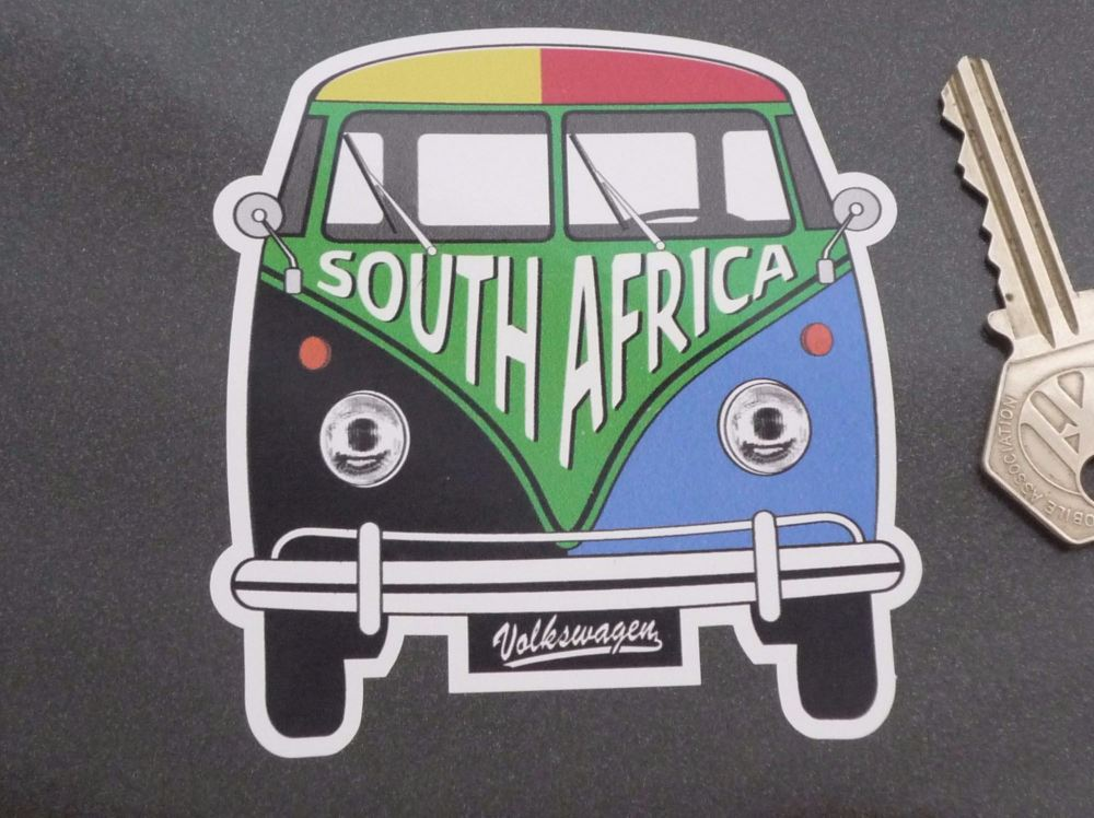 South Africa Volkswagen Campervan Travel Sticker 3 5 Quot