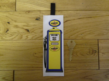 Pennzoil Petrol Pump Bookmark. BM159.