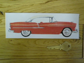 Chevrolet Bel Air Bookmark/Little Art. BM165.