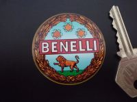 "Benelli Classic Style Garland Stickers. 2"", 3"", or 3.25"" Pair."