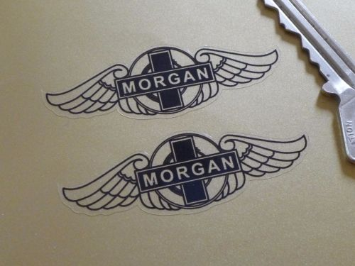 Morgan black pair