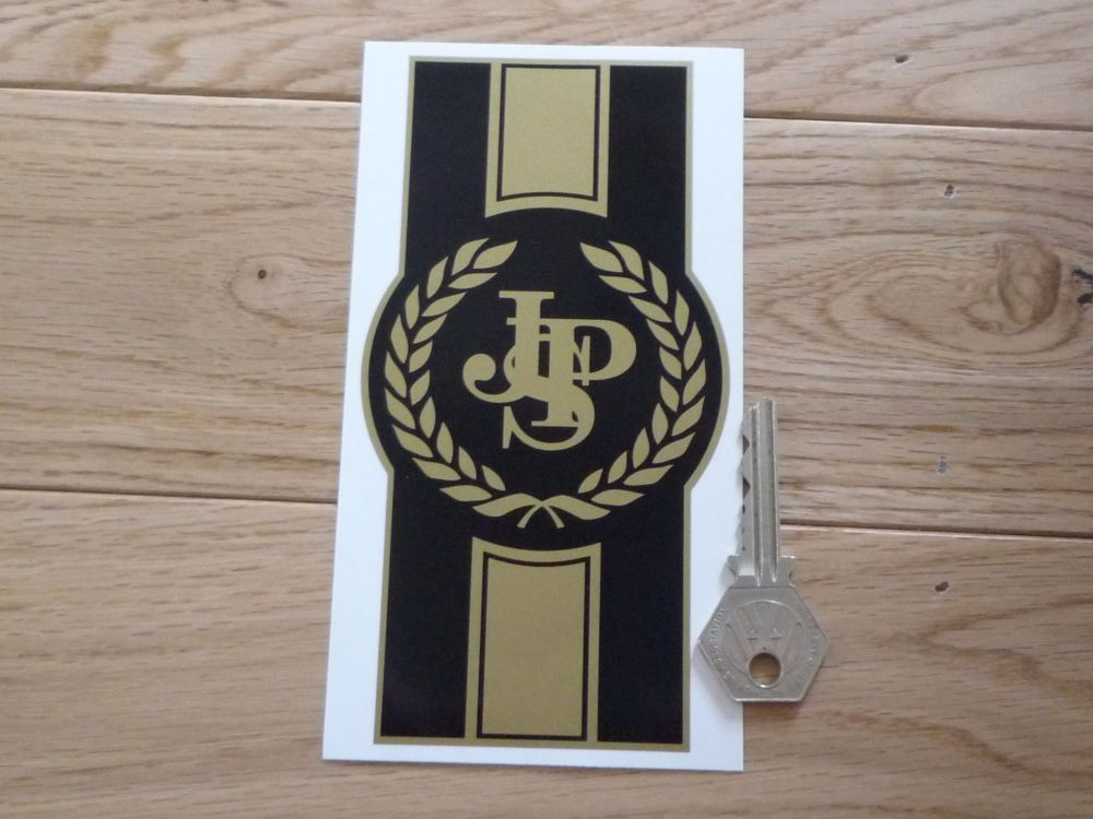 Jps John Player Special Logo Amp Stripes Sticker 6 Quot