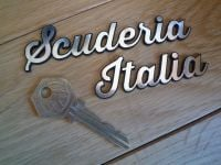 Scuderia Italia Laser Cut Self Adhesive Car Badge. 7