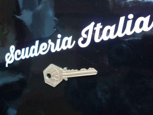 Scuderia Italia Self Adhesive Vinyl Car stickers x 2.   7
